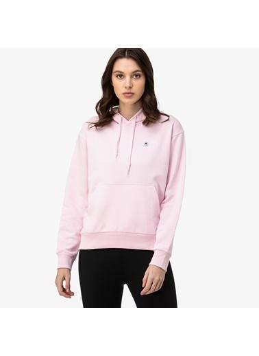 Converse Sweatshirt Pembe